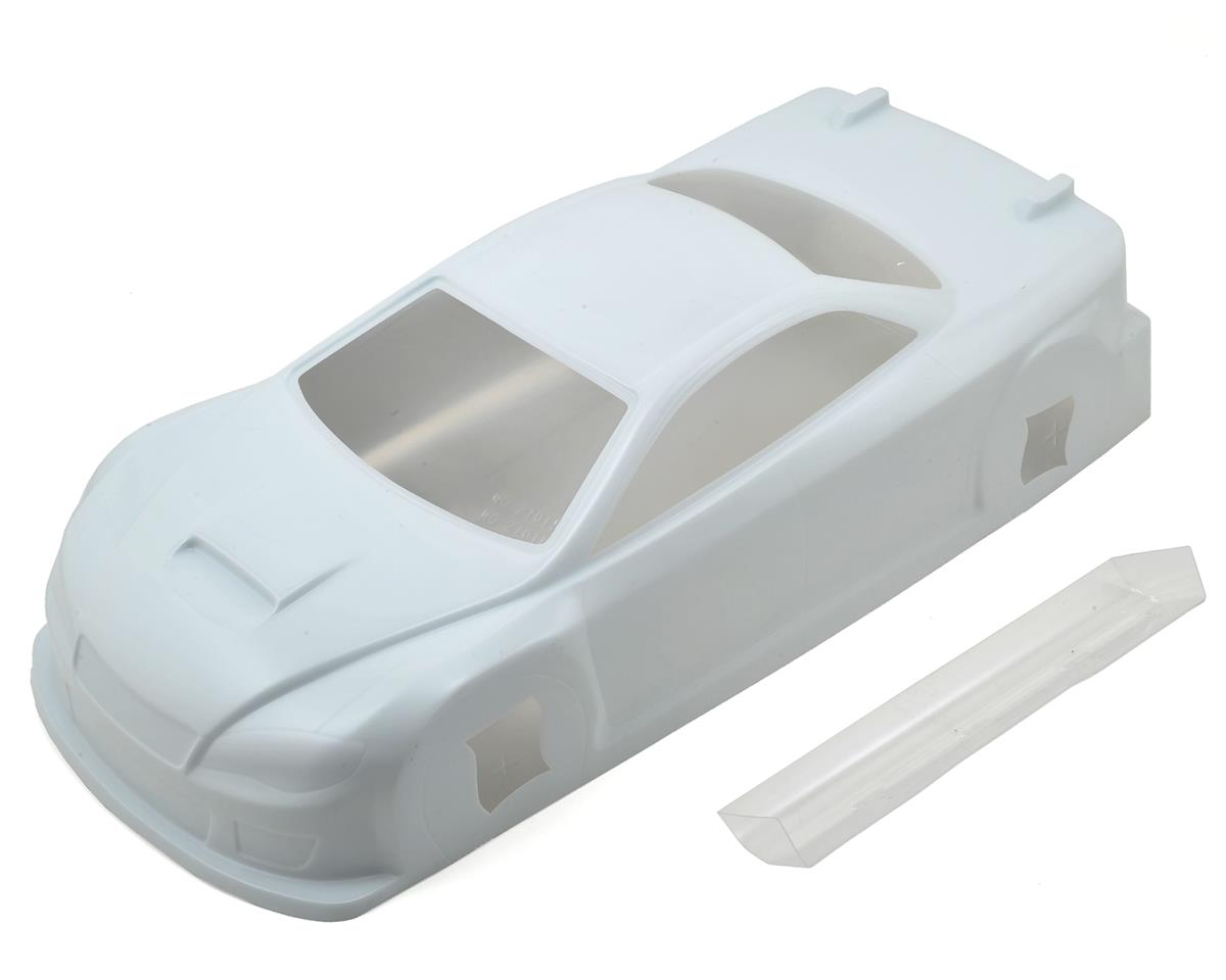 Subaru WRX STI 4 Door Touring Car Body (White) (Light Weight) by Ride