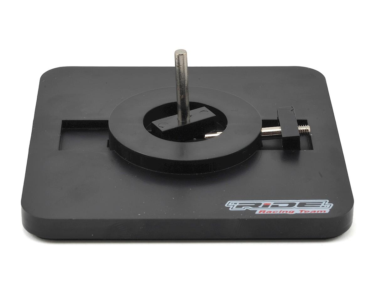 Ride 1/10 Touring Car Tire Glueing Base