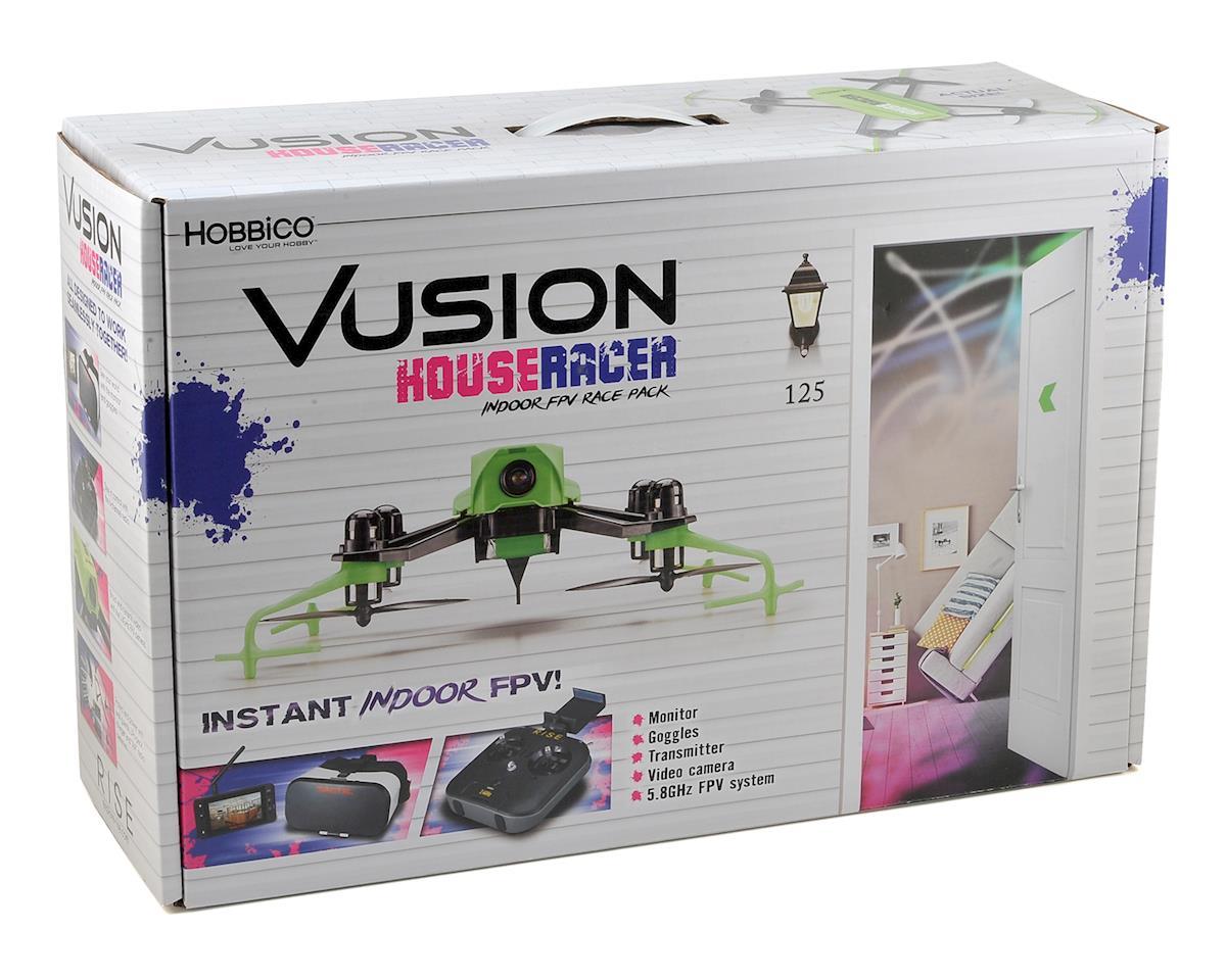 RISE Vusion Houseracer 125 FPV Race Quad RTF