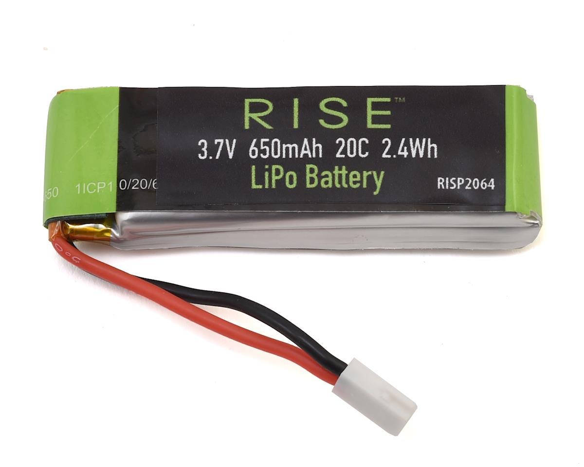 RISE 1S Vusion Houseracer 125 LiPo Battery (3.7V/650mAh)