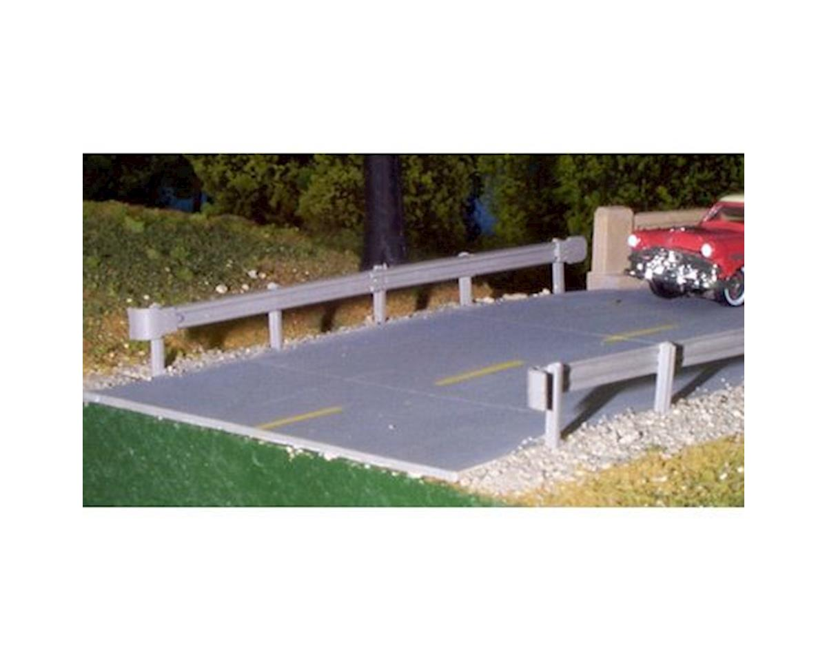 Rix Products HO KIT Highway Guardrails (6)