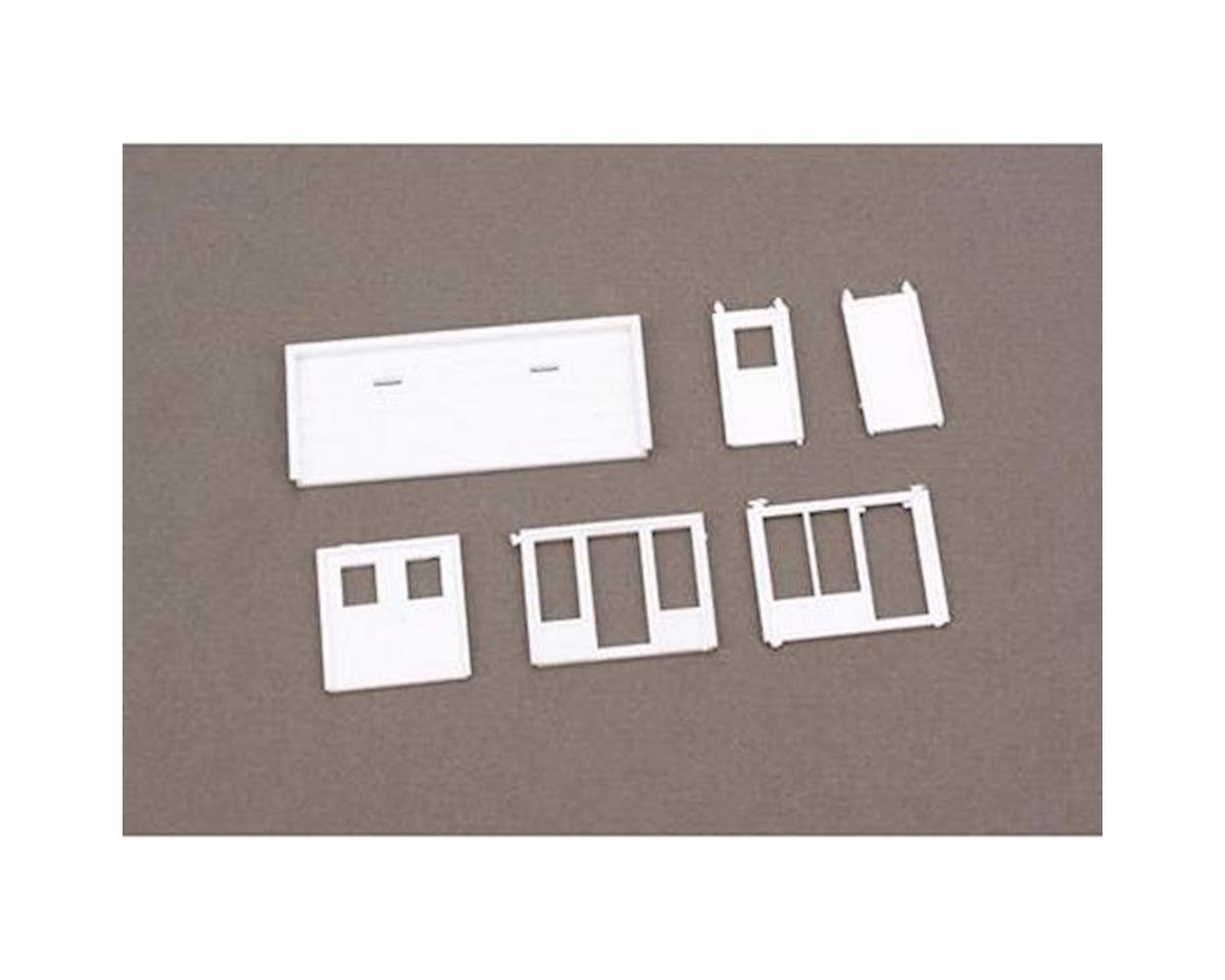 Rix Products HO Doors & Windows, Assorted