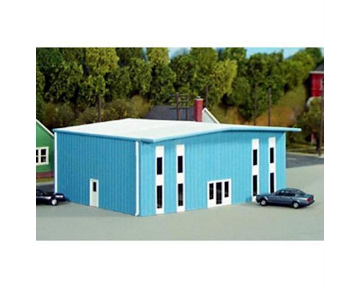 Rix Products HO KIT Modern 2-Story Office
