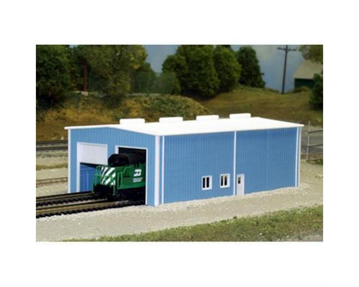 Rix Products N KIT Two Stall Enginehouse