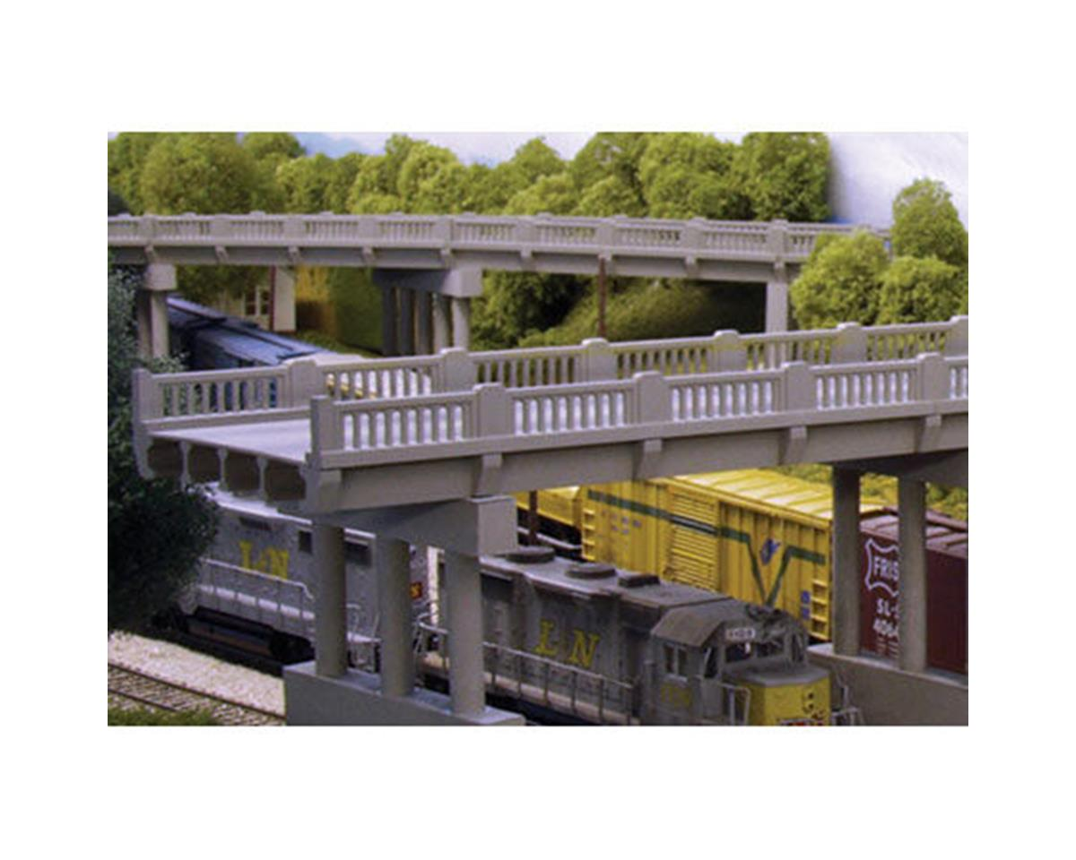 Rix Products HO 50' Early Highway Overpass
