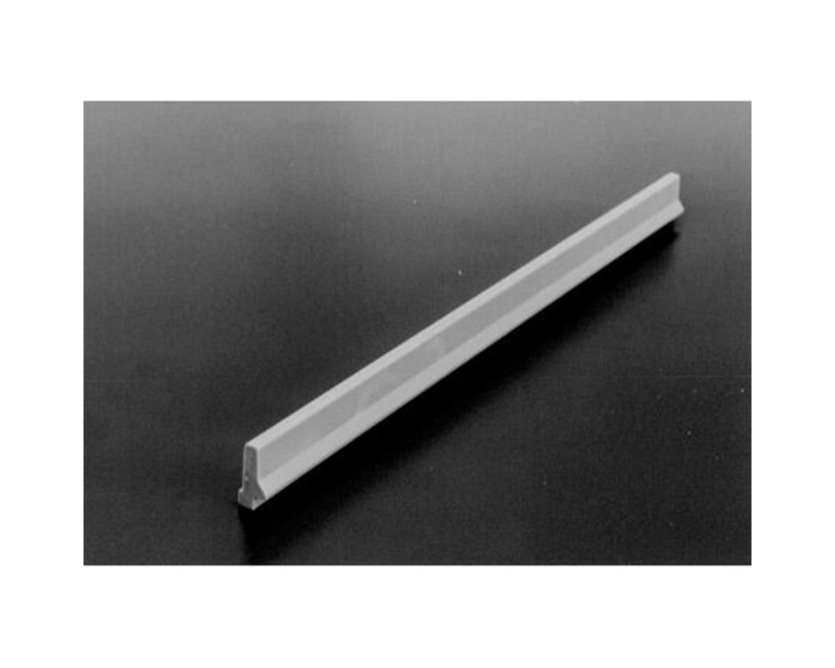 Rix Products HO 50' Modern Highway Overpass Railings (4)