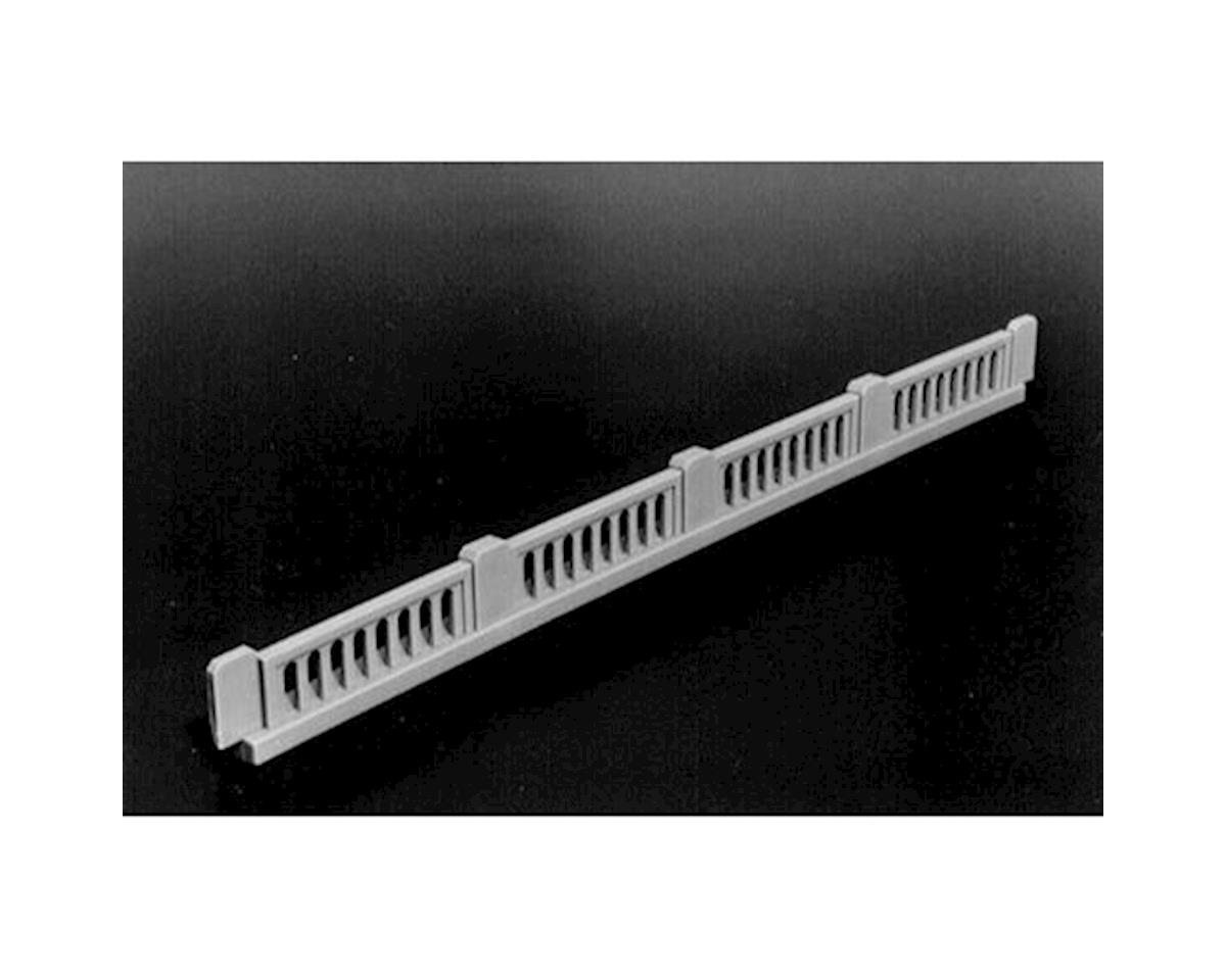 Rix Products N 50' Early Highway Railings (4)