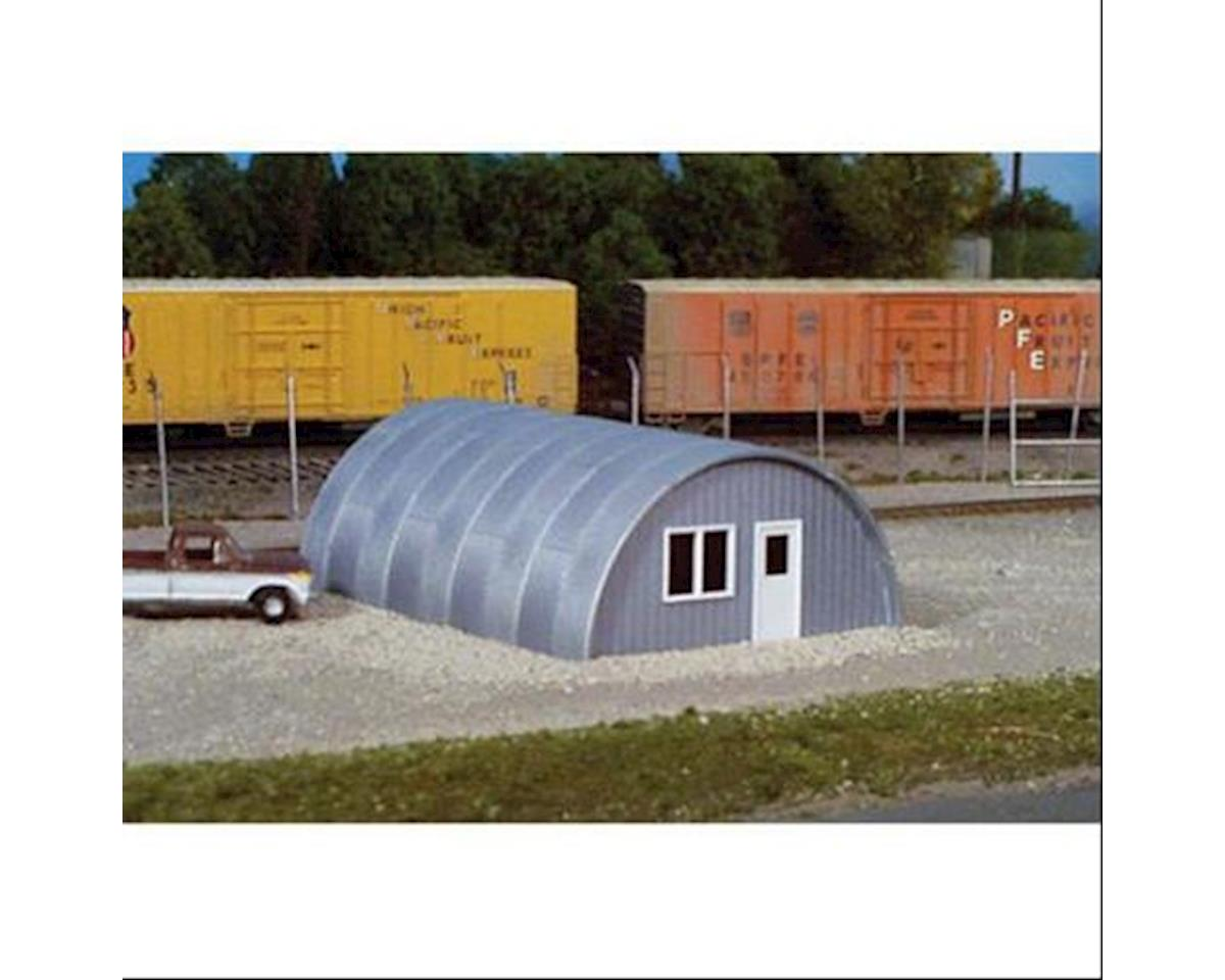 Rix Products HO KIT Quonset Hut