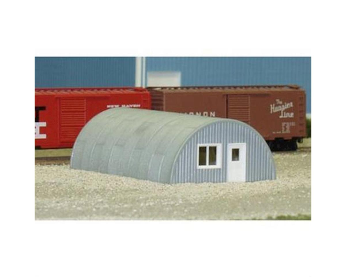 "Rix Products N Quonset Hut (1-13/16"" X 2-7/8"" X 1/8"")"