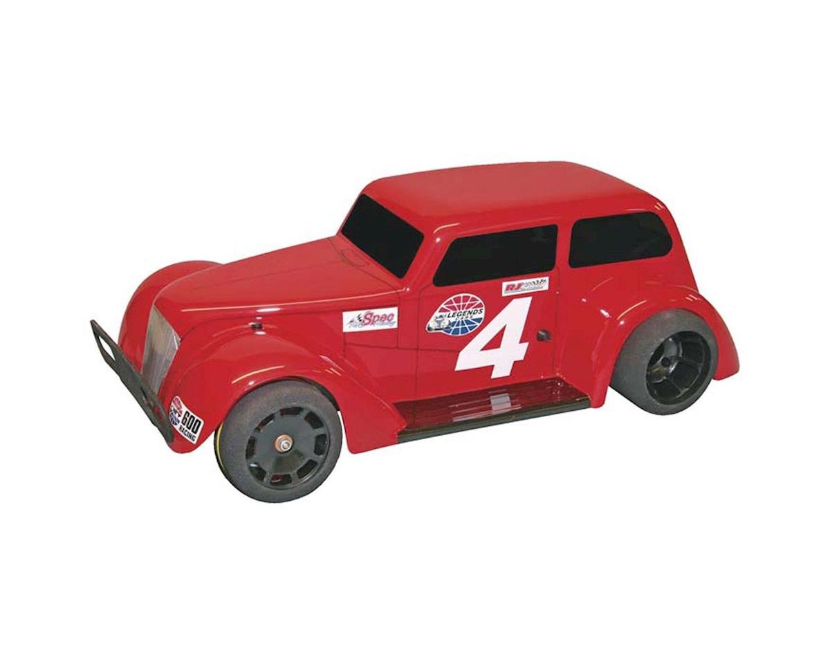 RJ Speed R/C Legends 37 Sedan Body