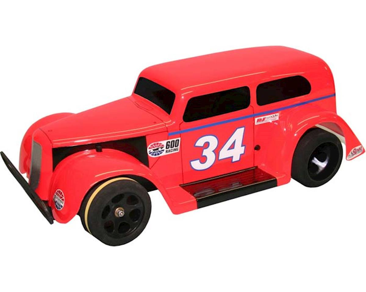 RC Legends 34 Sedan Body (Clear) by RJ Speed