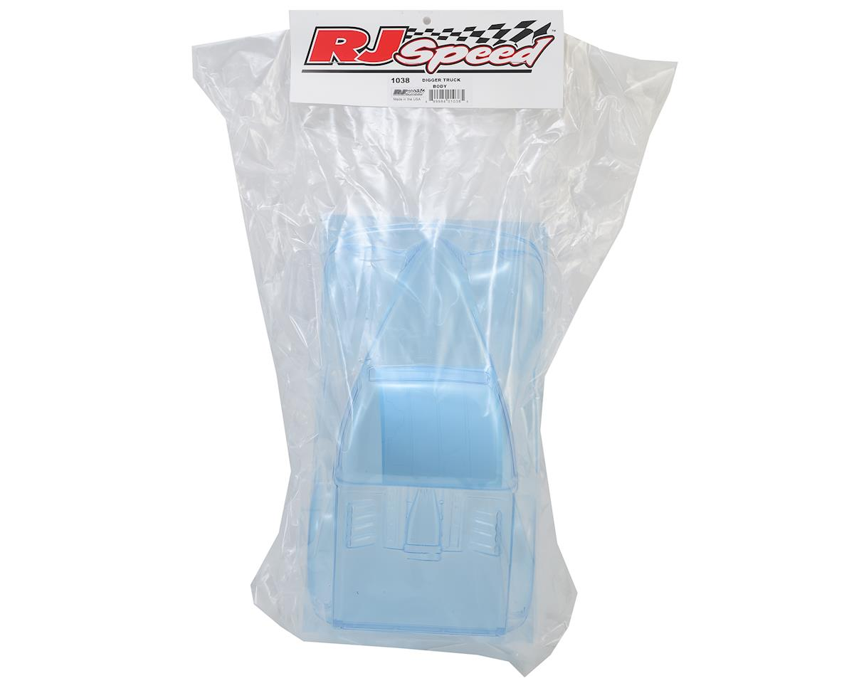 RJ Speed Digger Truck Body