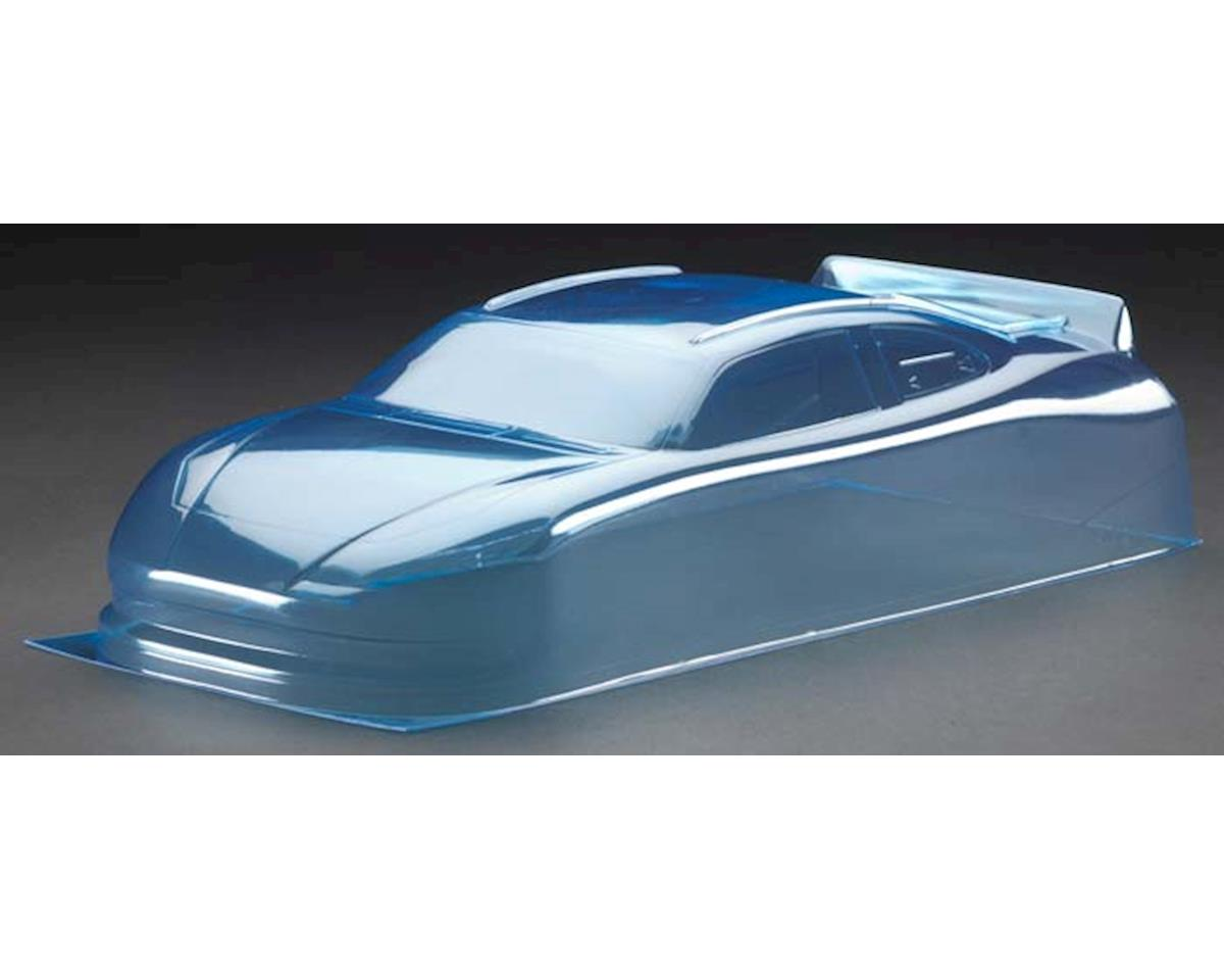 RJ Speed 1/10 2012 Clear Stock Car Body w/Molded Spoiler
