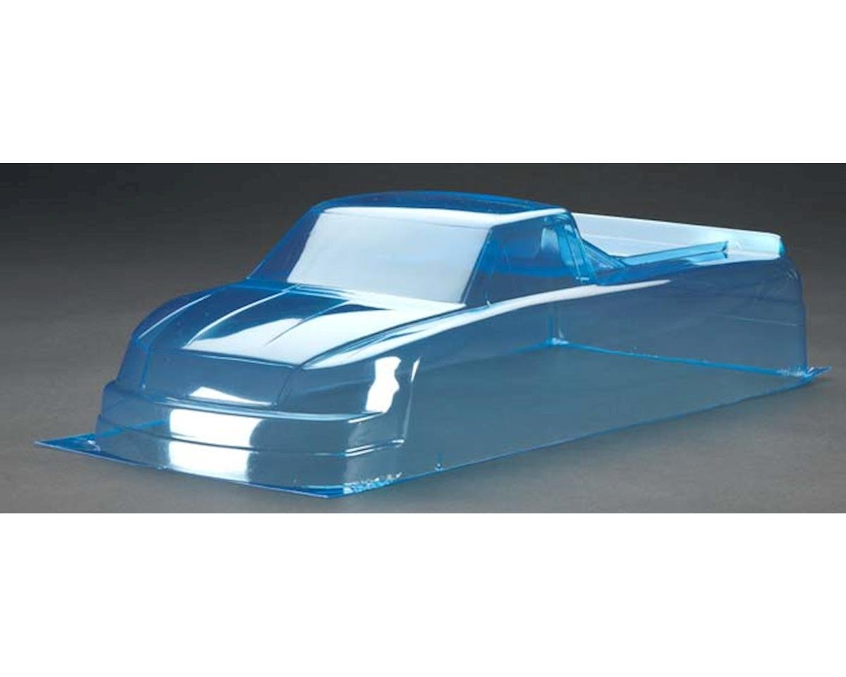 RJ Speed 1/10 Oval Race Truck Body (Clear)
