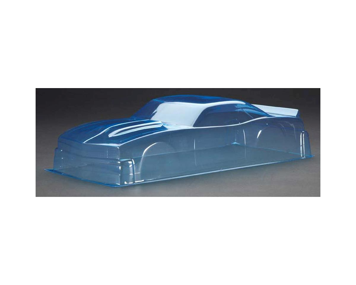 RJ Speed 1/10 68 SS Style Muscle Car Body (Clear) (200mm)