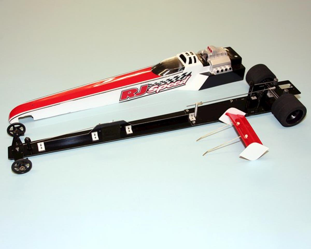 RJ Speed 24  Wheelbase Dragster Kit