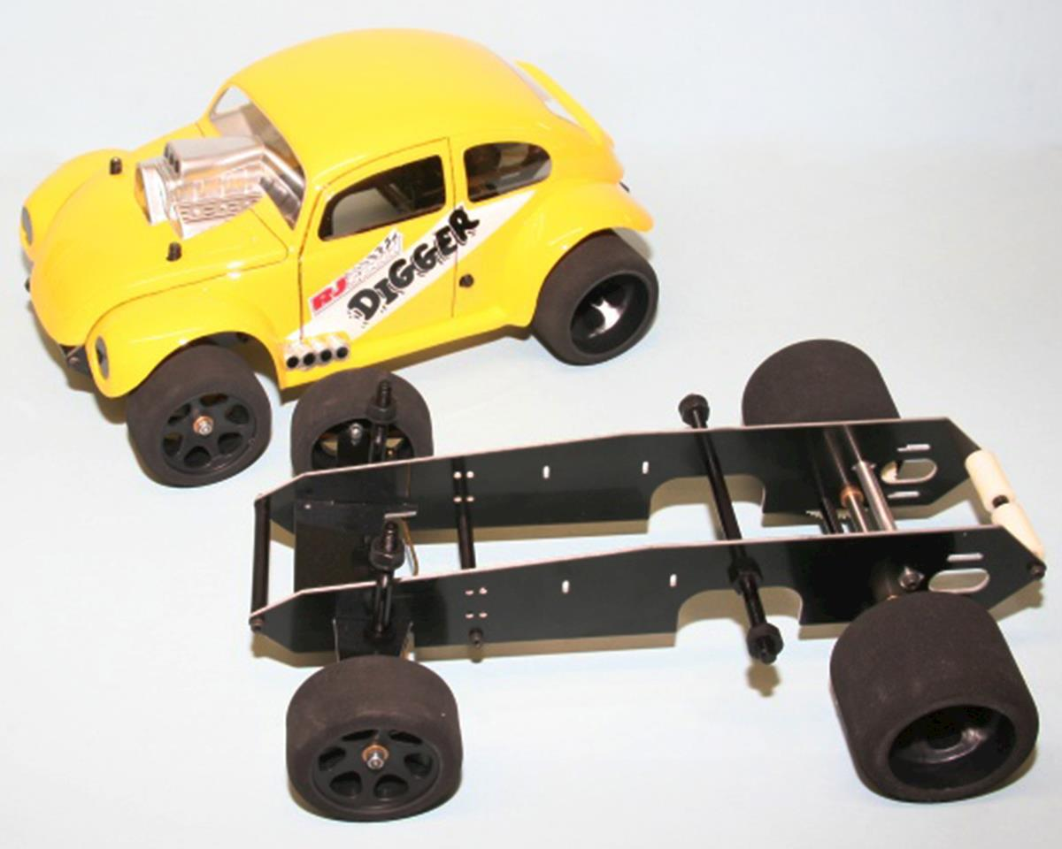 Digger Fun Car Kit by RJ Speed