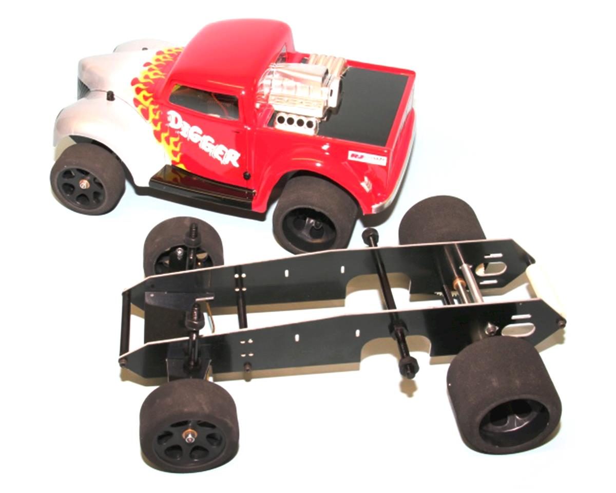 Digger Fun Truck Kit by RJ Speed