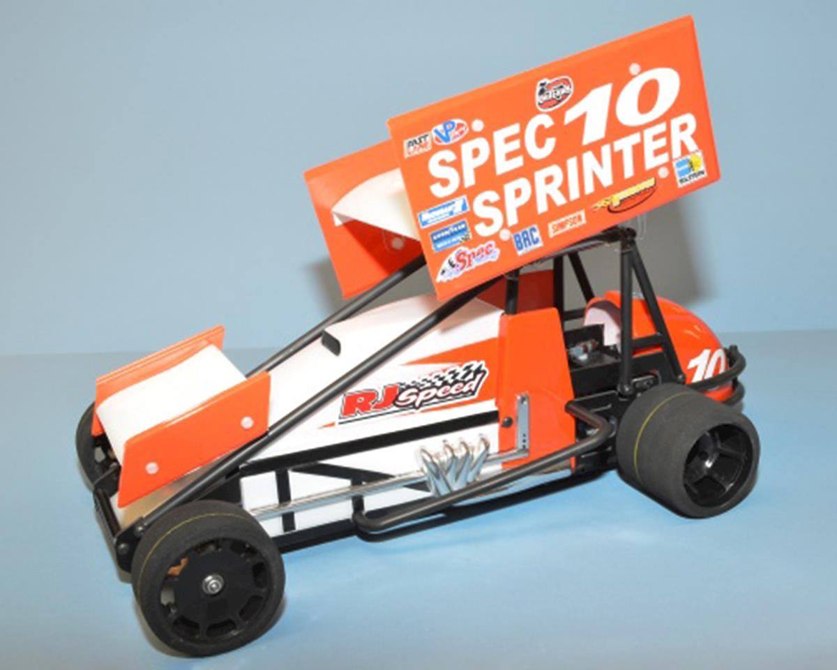 Spec Sprint Car Kit by RJ Speed