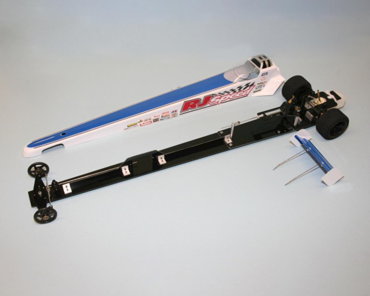 RJ Speed Nitro Dragster Kit