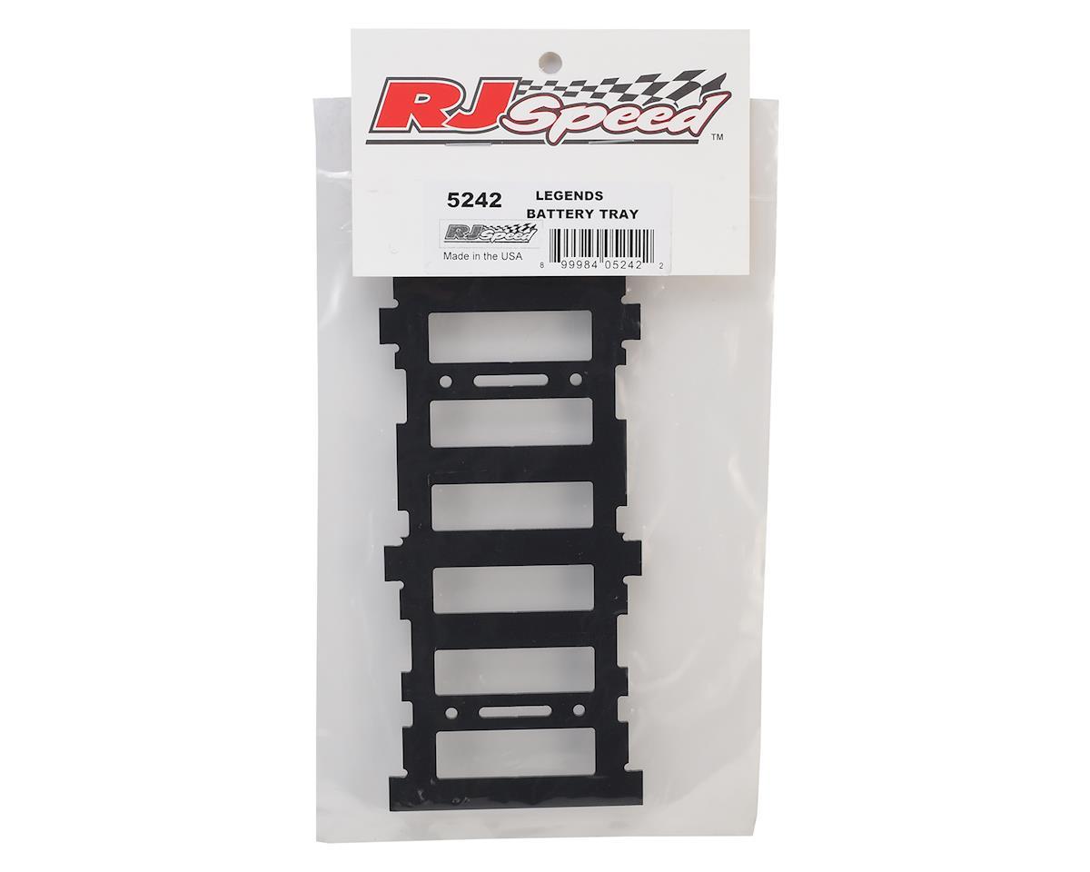 Legends Battery Tray Long by RJ Speed