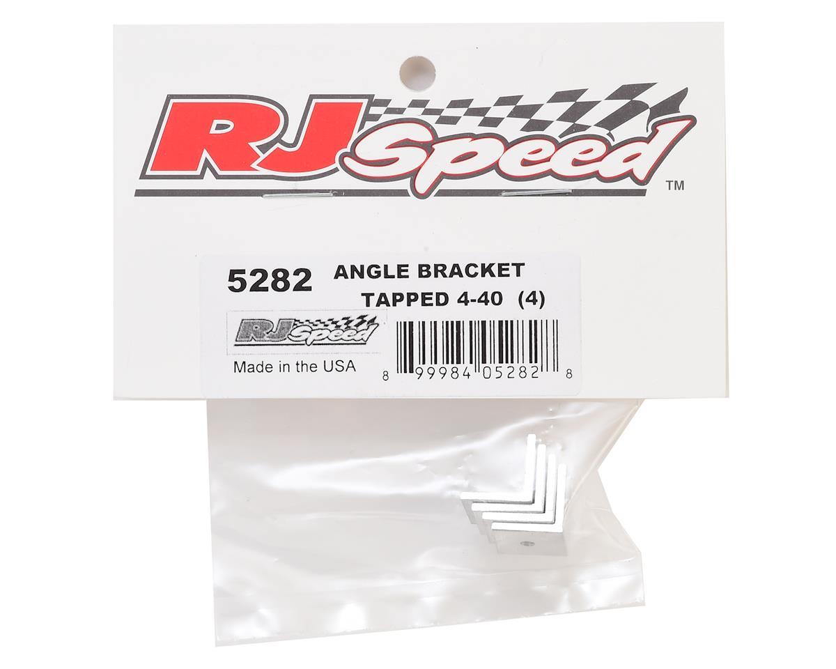RJ Speed Angle Bracket Tapped Drag Kits (4)