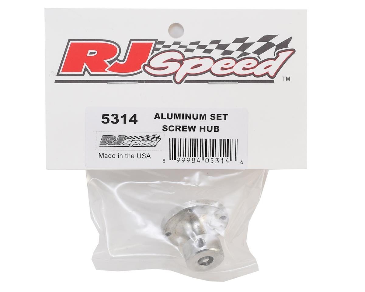 RJ Speed Alum Set Screw Hub for 1/10 Pan Cars