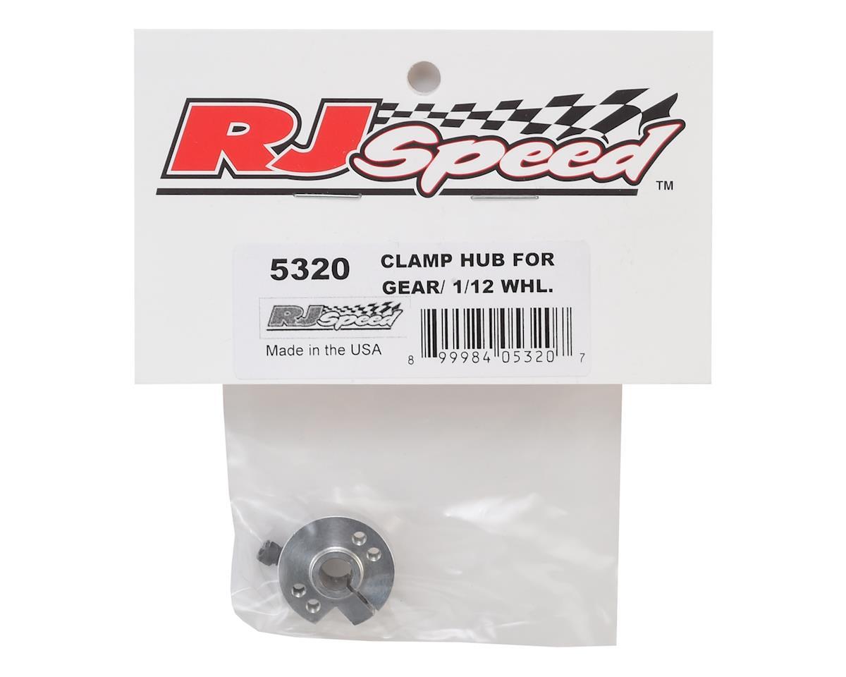 Aluminum Clamp Hub by RJ Speed