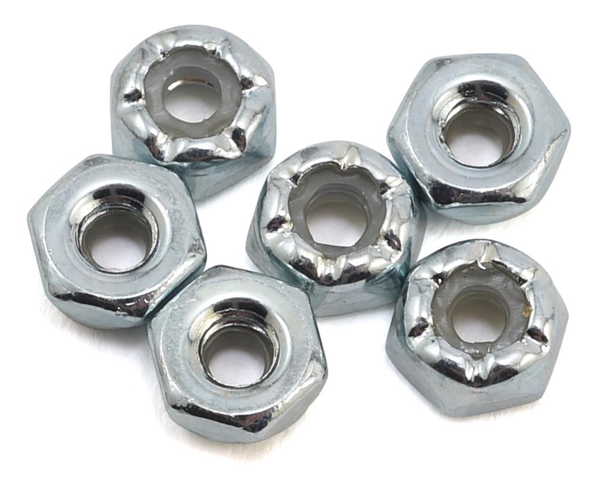 5-40 Front Wheels Locknuts (6) by RJ Speed