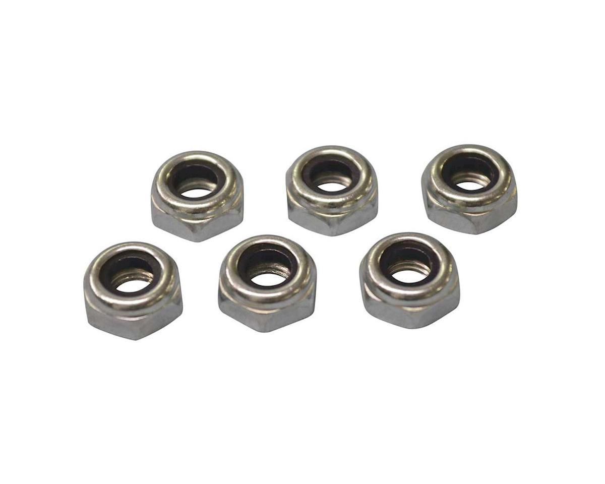 RJ Speed Classic Sprint Car Diff Lock Nuts 1/4-28 (6)