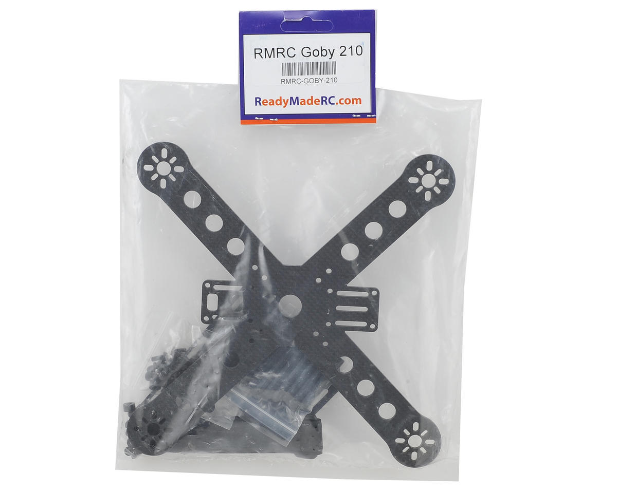 Goby 210 Mini Quadcopter Drone Kit by RMRC