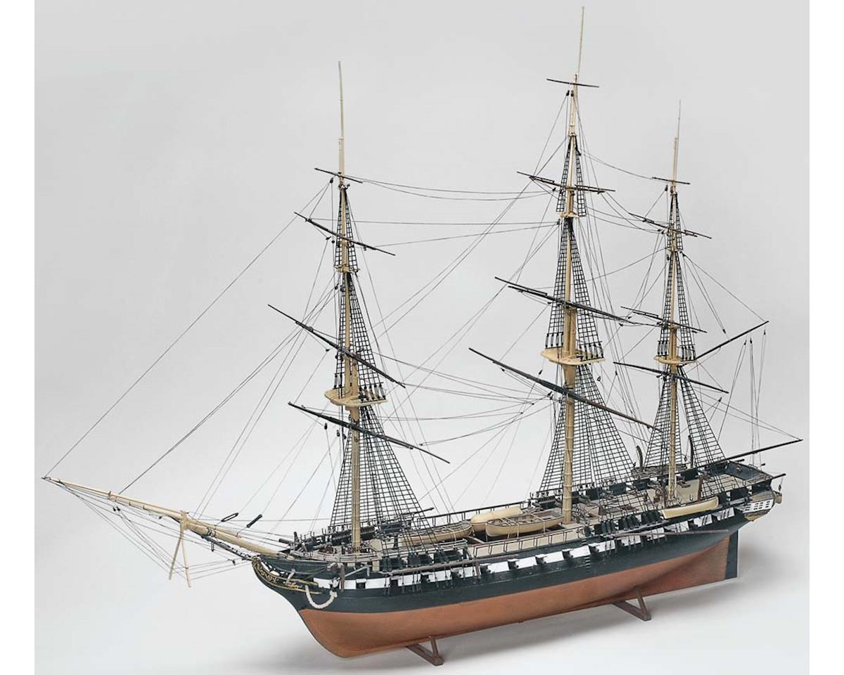 Revell-Monogram  1/96 Uss Constitution by Revell