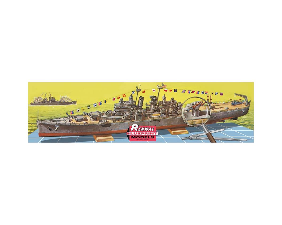 Revell 1/500 USS Springfield