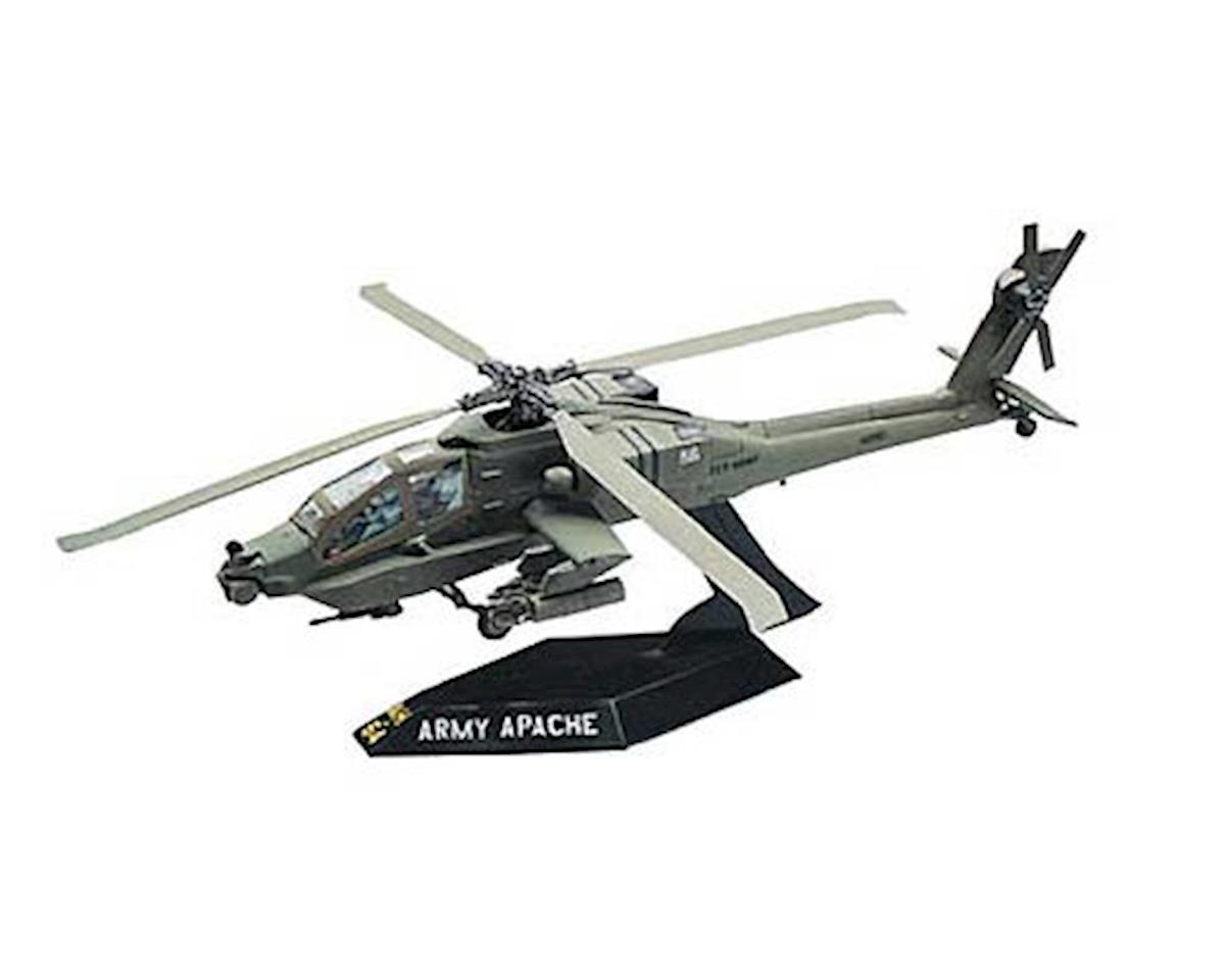 Revell 1/72 Ah-64 Apache Helicopter (Snap)