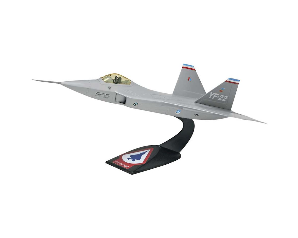 1/72 Yf-22 Raptor Aircraft (Snap) by Revell