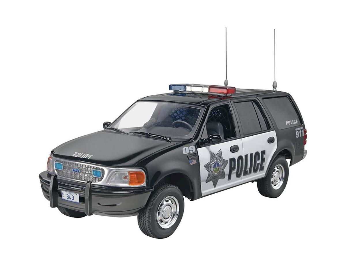 Revell 1/25 Ford Expedition Police Ssv