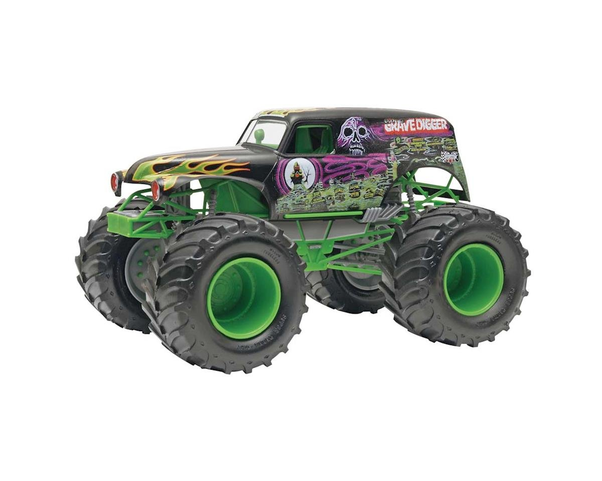 1/25 Grave Digger Monster Jam Truck by Revell