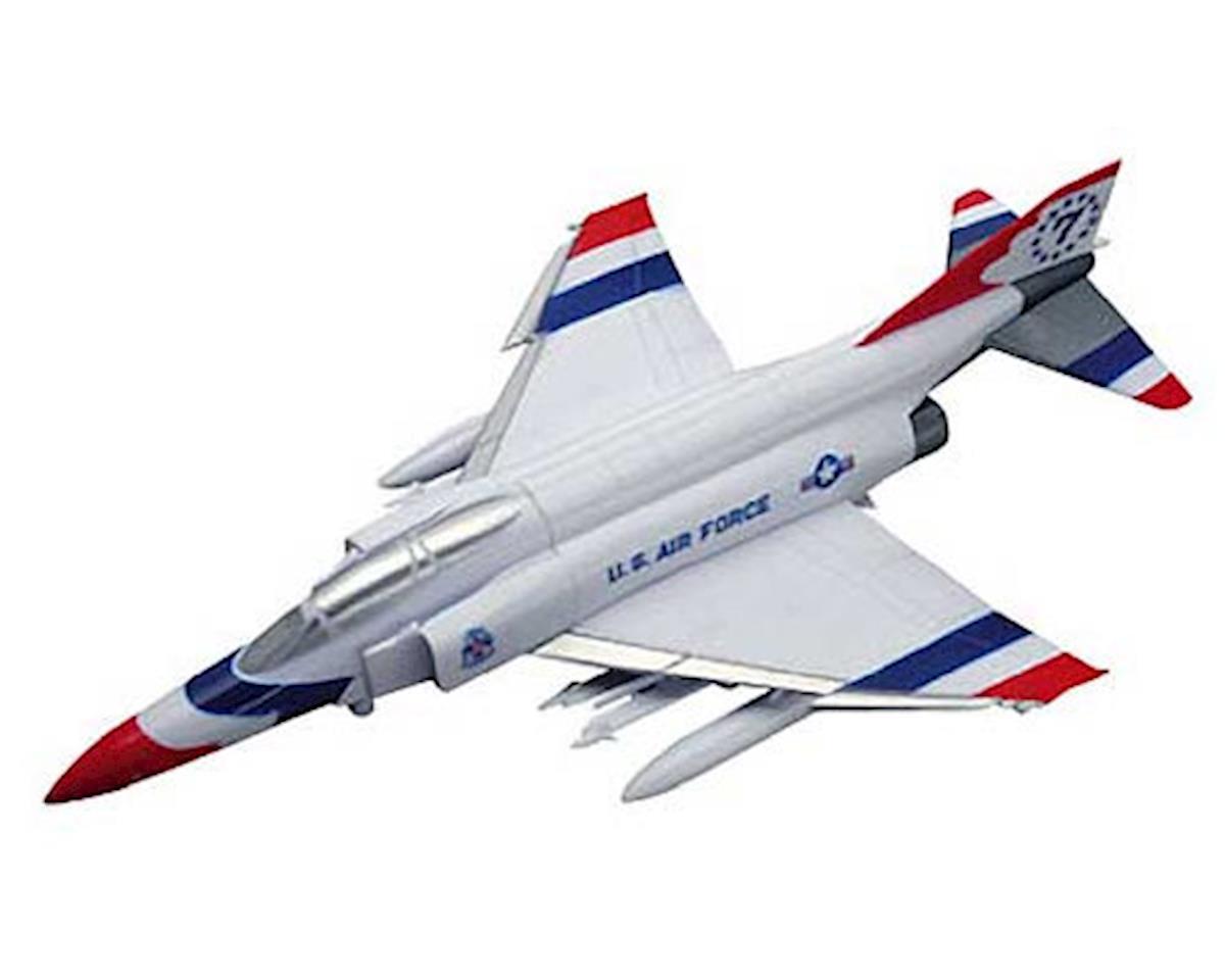 Revell 1/100 F-4J Phantom Thunderbird Aircraft (Snap)