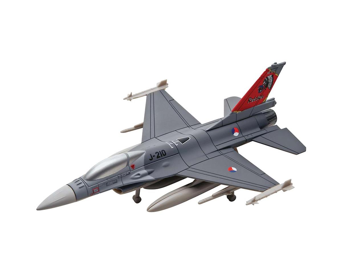 1/100 F-16 Fighting Falcon Aircraft  (Snap) by Revell