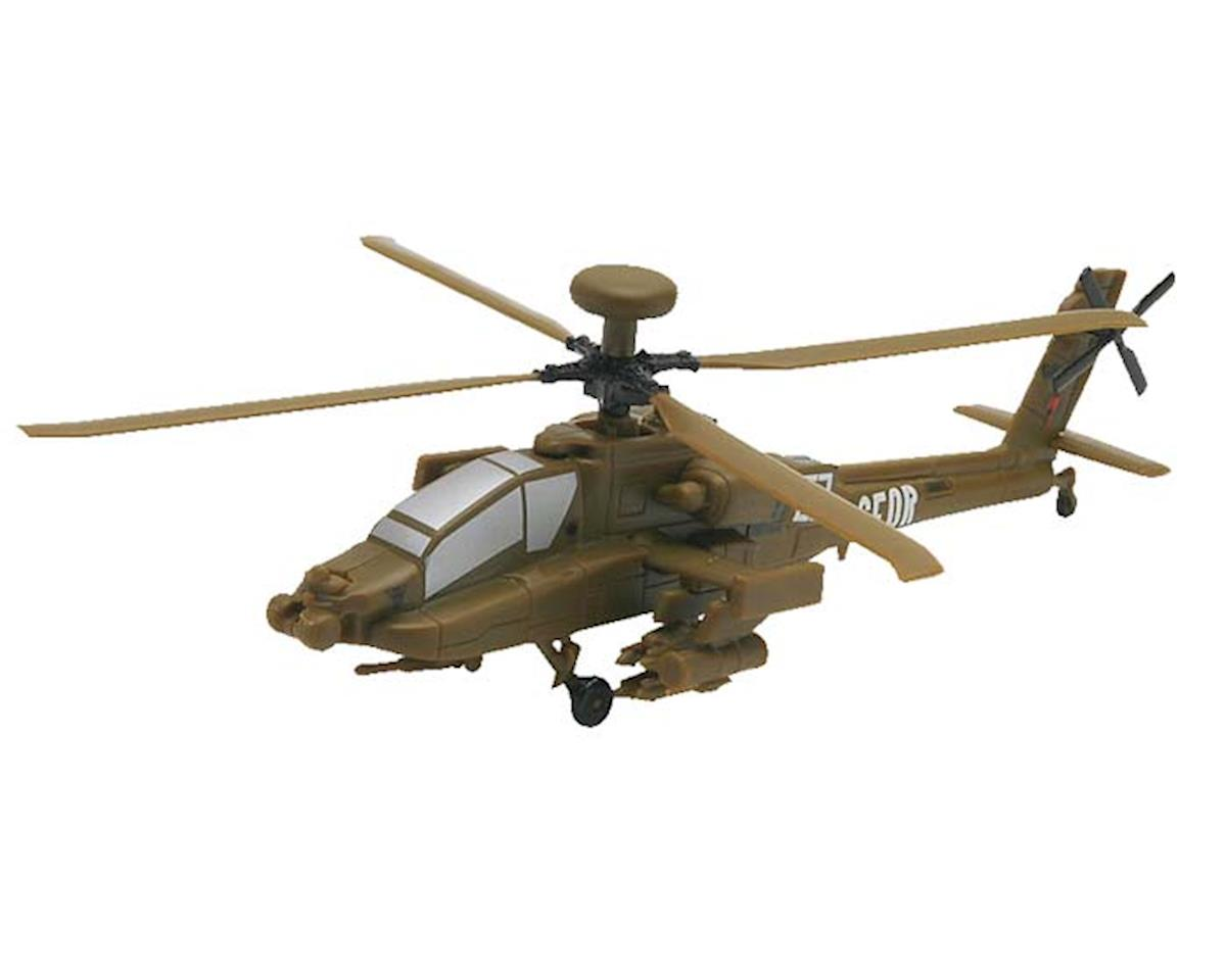 Revell 1/100 Ah-64D Apache Helicopter  (Snap)