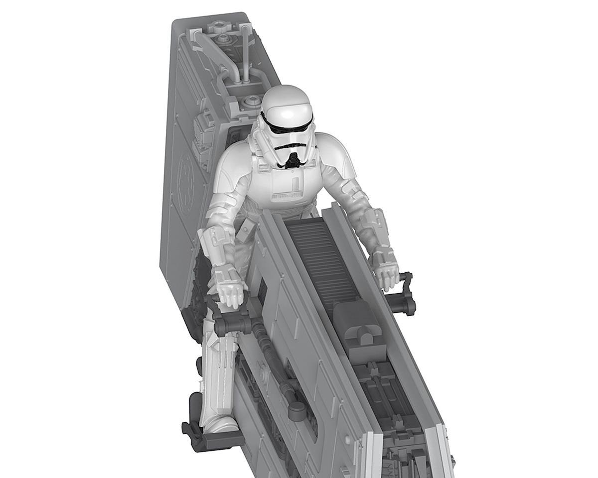 1/28 Star Wars Imperial Patrol Speeder Snap
