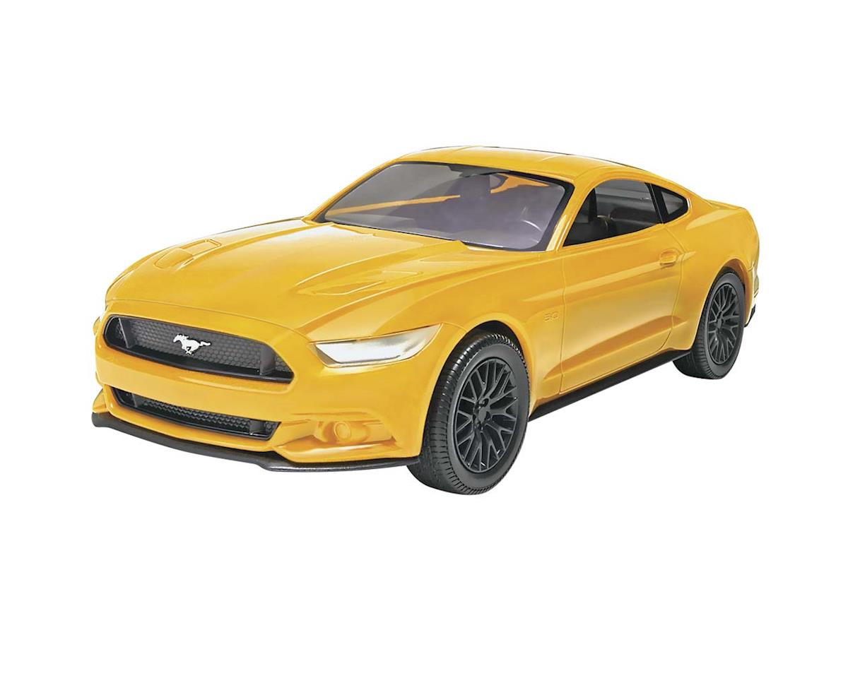 1/25 2015 Mustang Gt by Revell