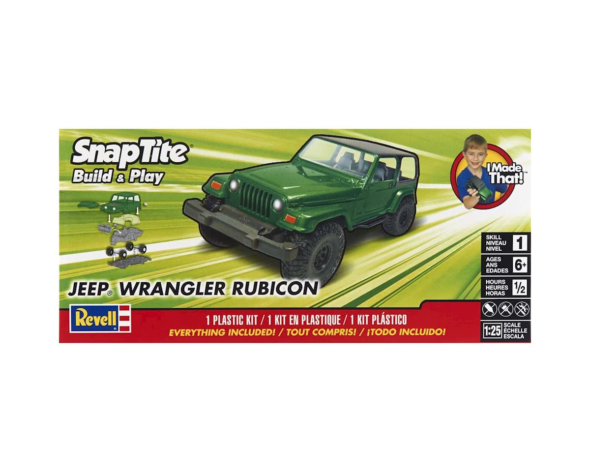 1/25 Jeep Wrangler Rubicon by Revell