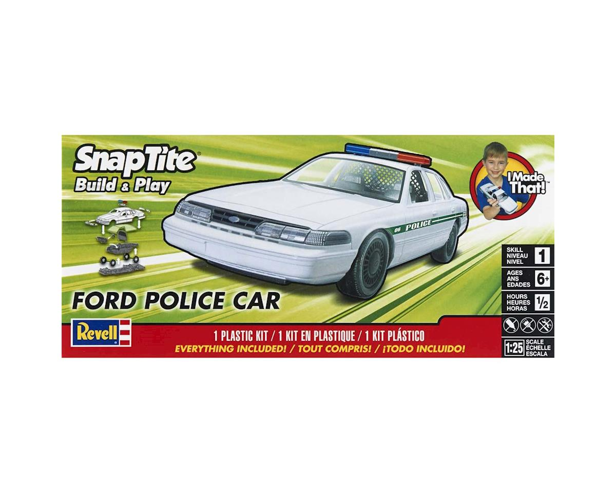 Revell 1/25 Ford Police Car