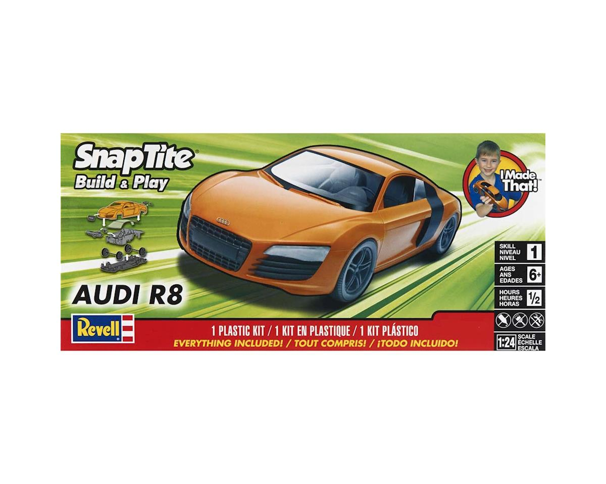 1/24 Audi R8 Orange by Revell