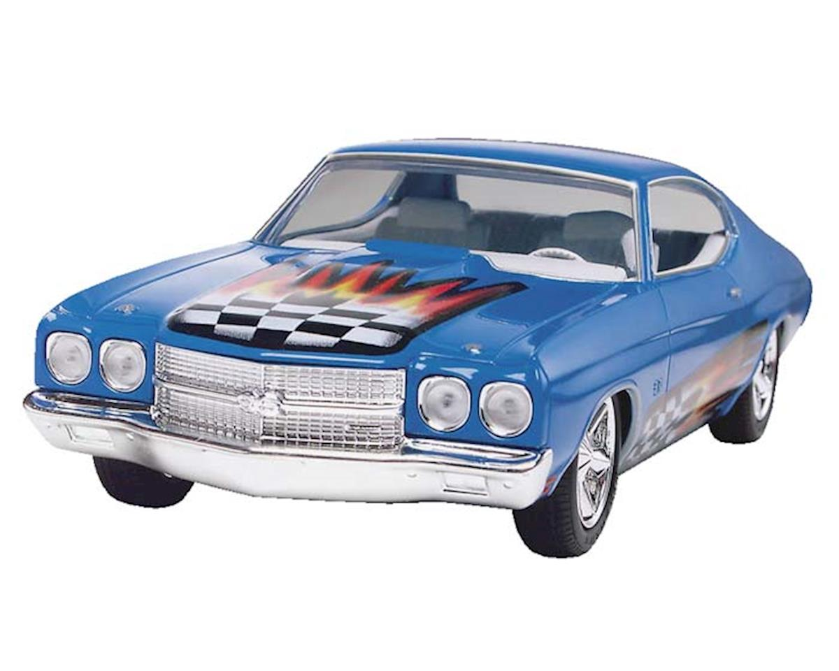 1/25 1970 Chevy Chevelle Ss 454 (Snap) by Revell