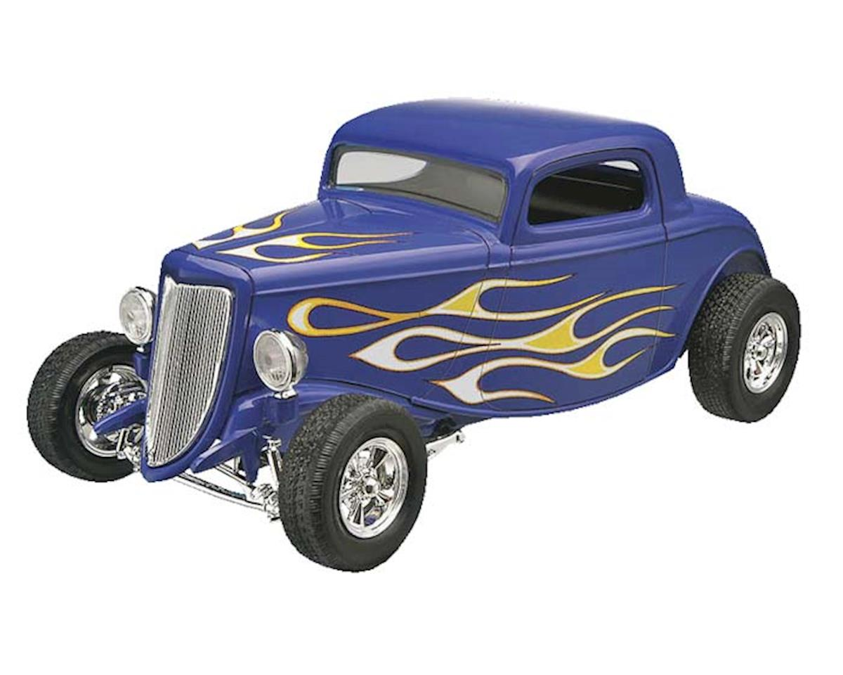 1/25 1934 Ford Street Rod (Snap) by Revell