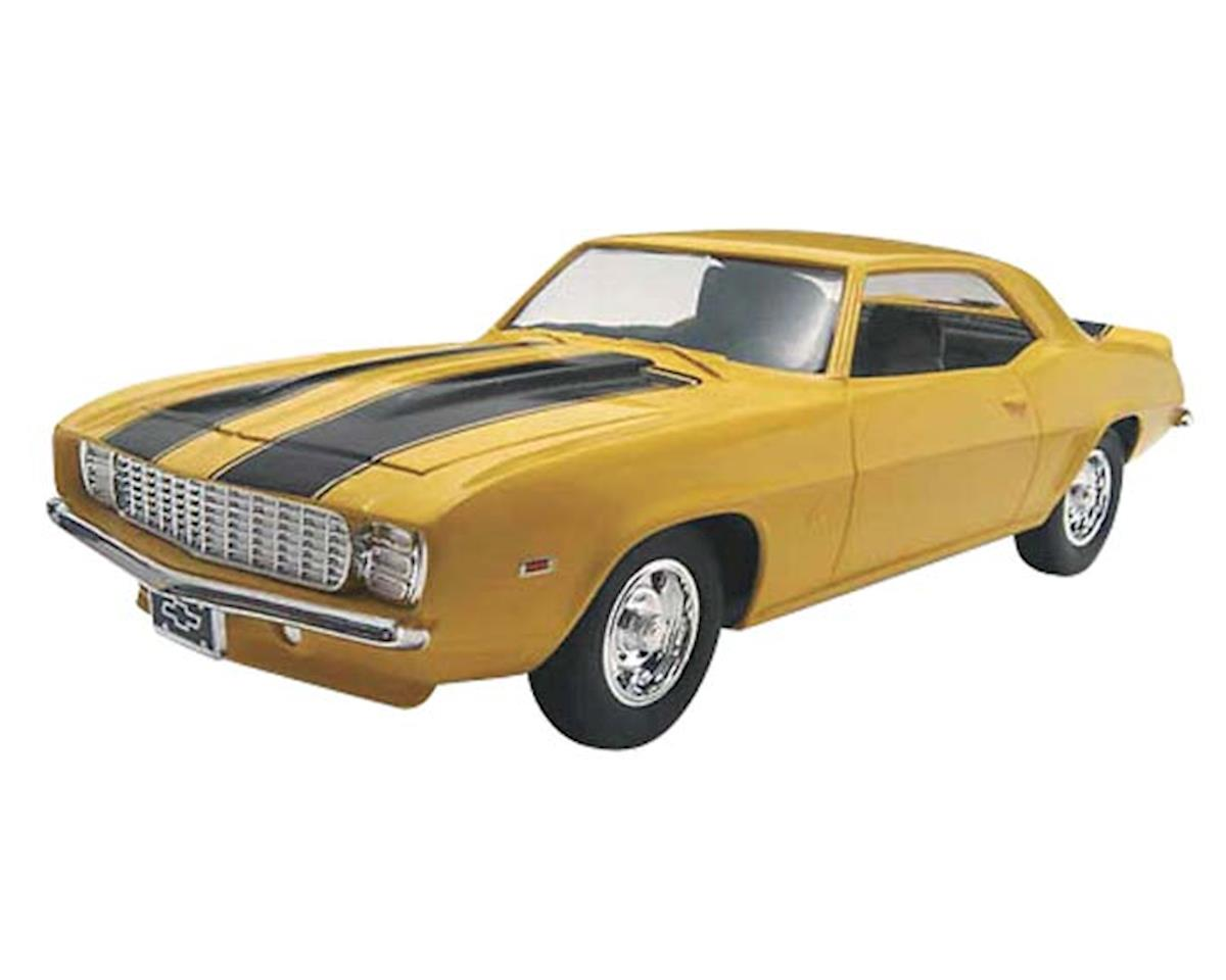 Revell 1/25 1969 Chevy Camaro Z28 Ss (Snap)