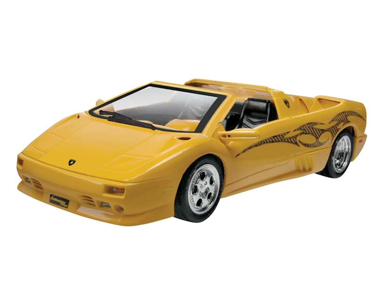 1/24 Lamborghini Diablo Vt Roadster (Snap) by Revell