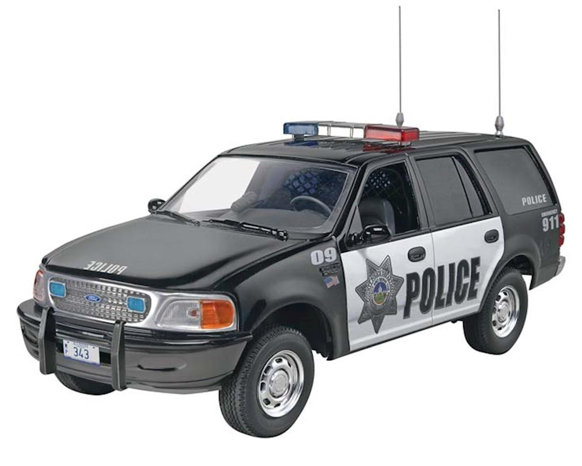 Revell 1/25 1997 Ford Police Expedition